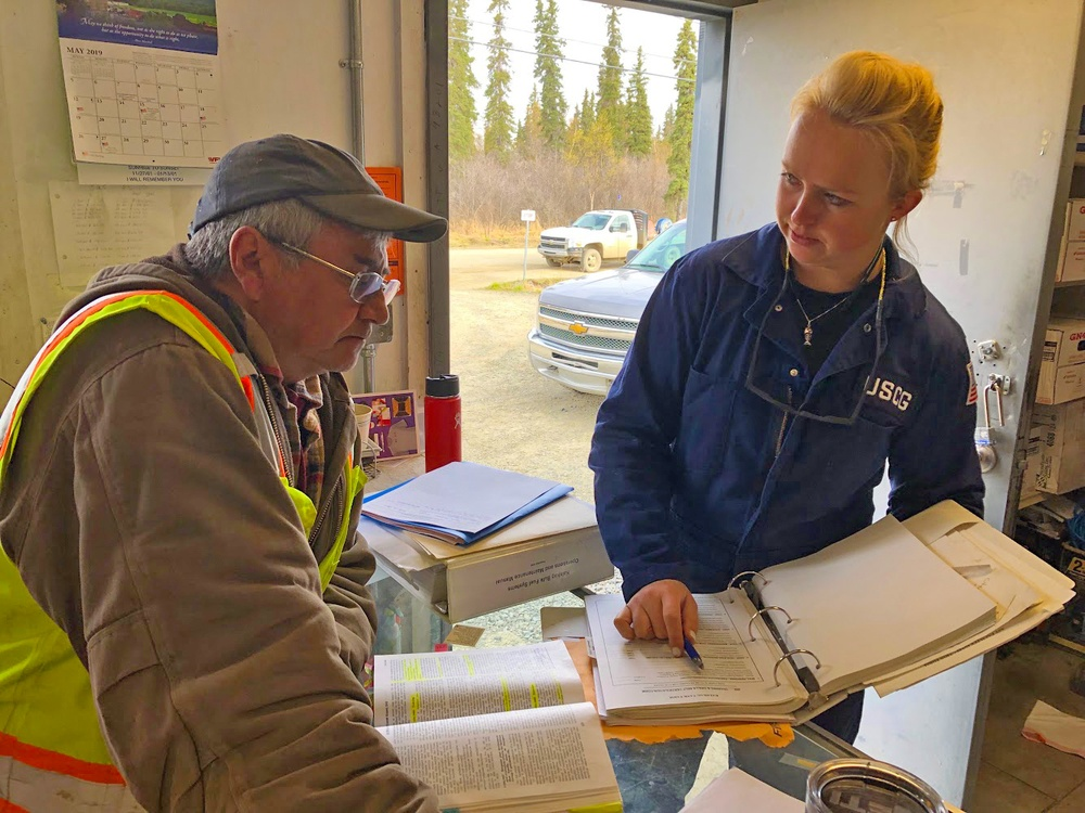 Coast Guard wraps up 2019 statewide inspection initiative in Alaska