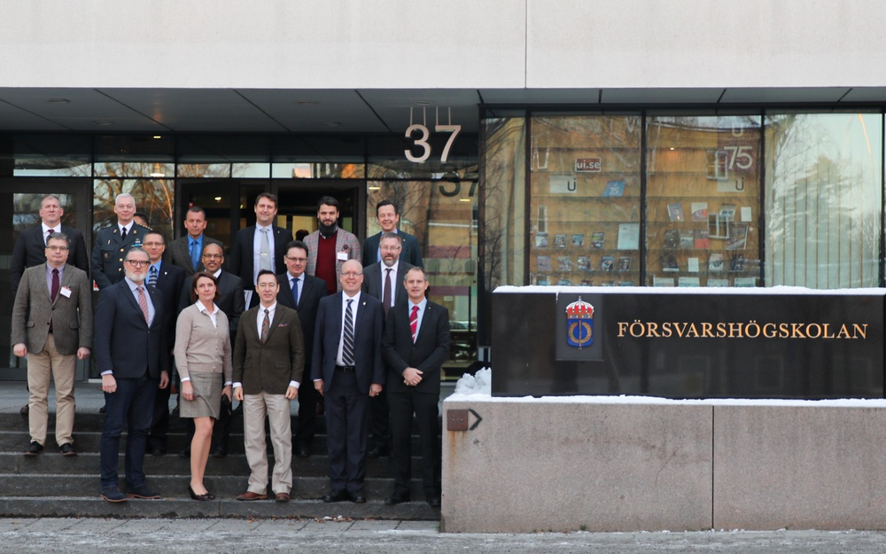 SOCEUR and Swedish Defense University collaborate on academic publication, the Resistance Operating Concept (ROC)