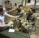 Journalist visits Joint Multinational Training Group - Ukraine