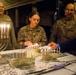 Deployed Service Members Celebrate Hanukkah on Kandahar Airfield