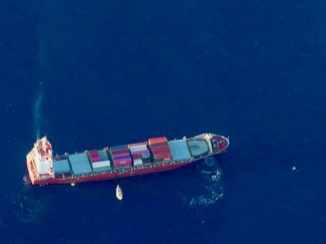 Coast Guard, good Samaritans rescue Coco Haz III 656 miles off Hawaii