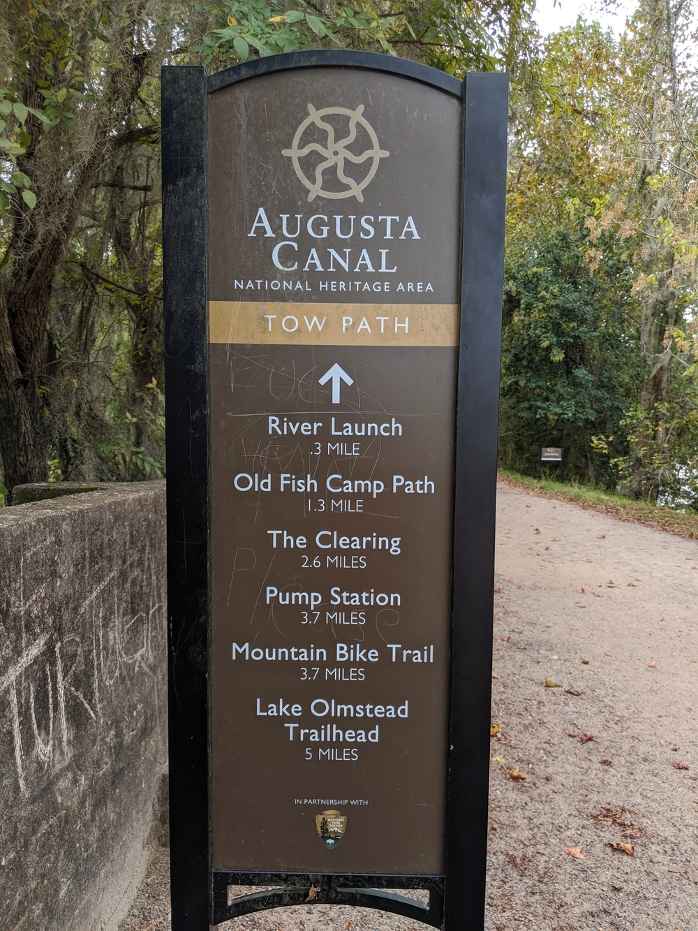 Fall back into hiking and biking