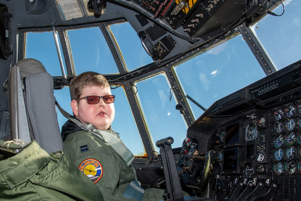 Nevada Air Guard holds inaugural Pilot for a Day program