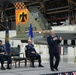 Kingsley Heritage Jet Dedication
