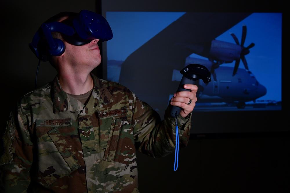 VR: Modern solutions for modern training