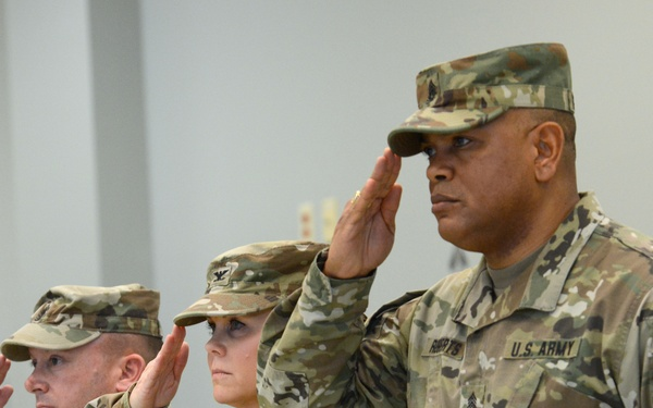 Army Reservist assumes new leadership role with 95th Training Division