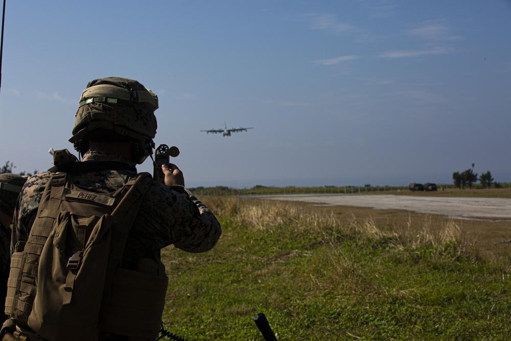 MACS-4 Marine Corps Combat Readiness Exercise
