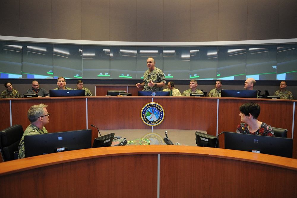 Global Lightning 20: USSTRATCOM supports fellow combatant commands through battle staff-focused exercise from new C2F
