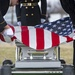 Military Funeral Honors with Funeral Escort Were Conducted for U.S. Army. Pfc. Raymong Middlekauff in Section 57