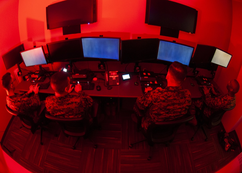Stock Cyberspace Operations Photos