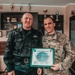 NATO Battle Group Poland leaders recognize local fire fighters