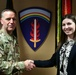 History made in US forces human resources department