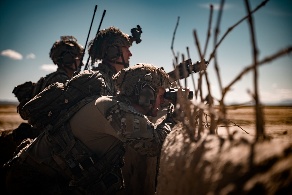 Afghanistan Combat Operations 2019
