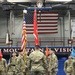 41st Engineer Battalion Change of Command ceremony