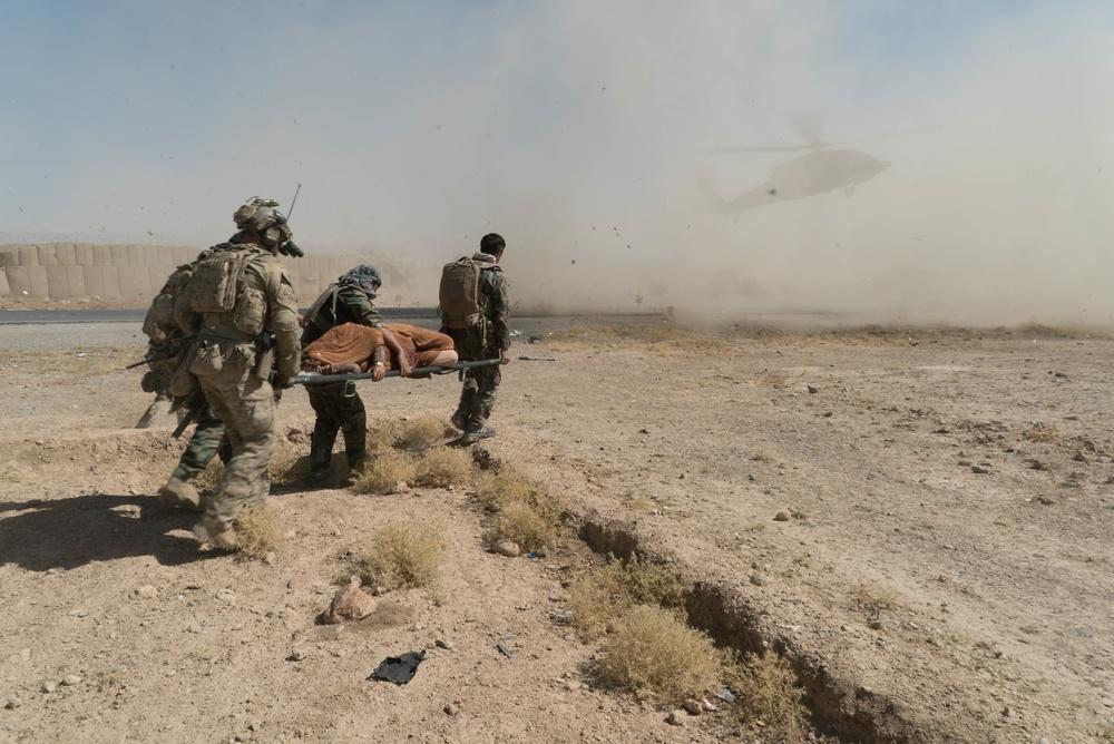 Operation Freedom's Sentinel/Operation Inherent Resolve