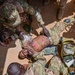 Tactical medical training adds another layer of depth of training for African forces at Flintlock 20