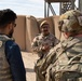 25th Infantry Division Soldiers greet Iraqi troops