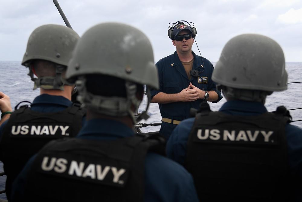 USS Pinckney (DDG 91)