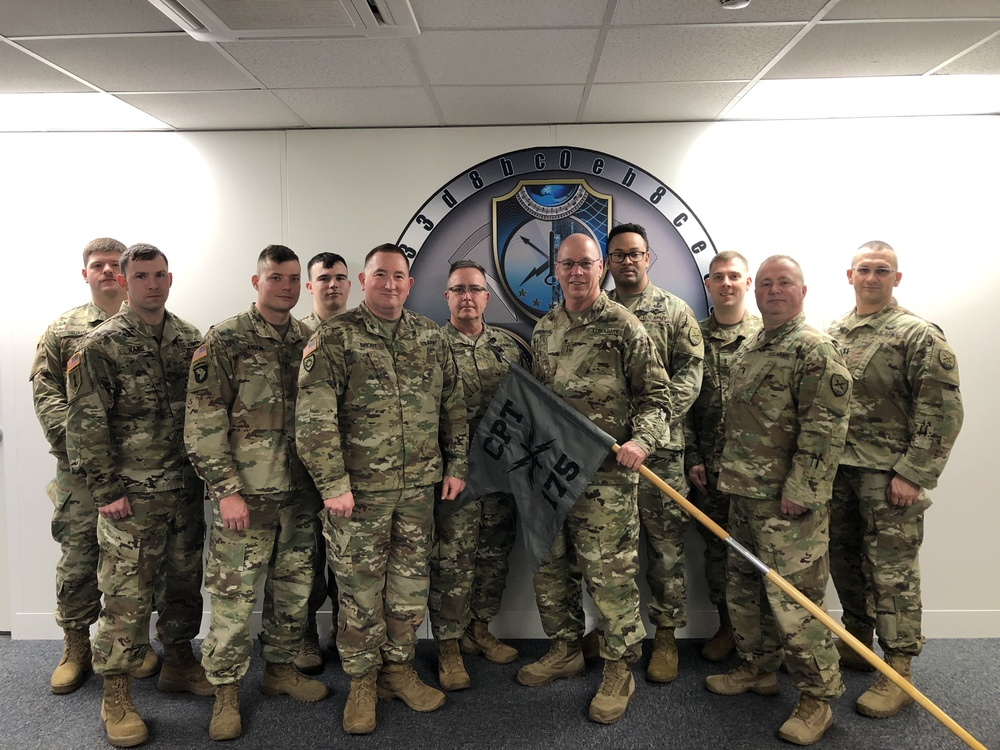Kentucky's cyber protection team wraps up first deployment.