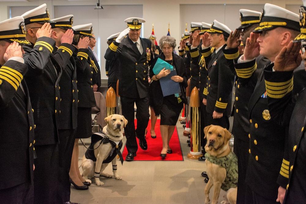 Rear Admiral Terry J. Moulton Retires as US Navy Deputy Surgeon General