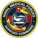 Naval Medical Forces Support Command logo