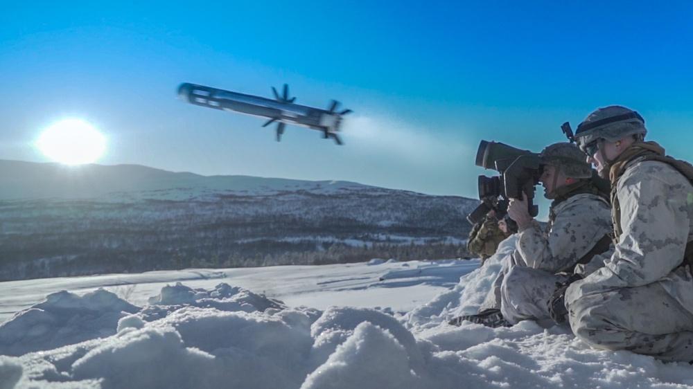 Anti-Armor in the Arctic