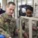 Sergeant Shullo assembles water purification pump