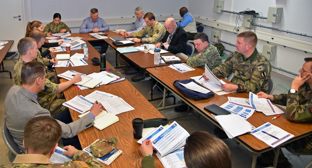 Joint Warfighting Assessment 20 in final preparations