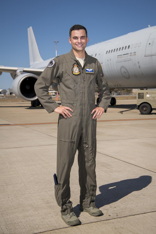 USAF Exchange Tanker Pilots Experience Australia