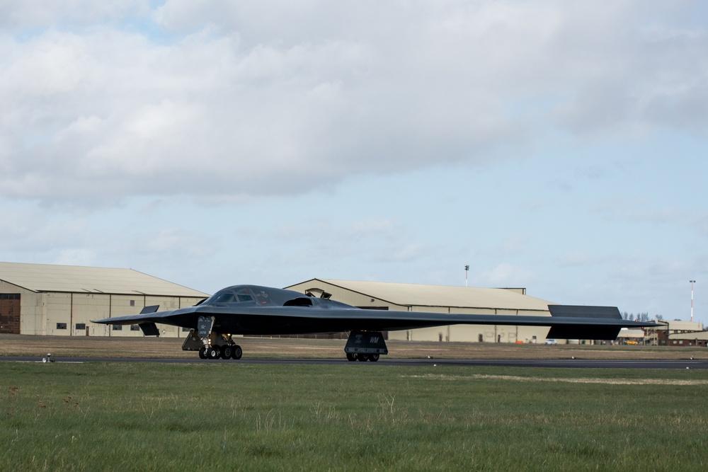 Bomber Task Force Europe 2020
