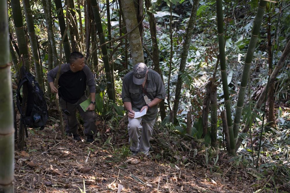 DPAA Pursues Remote Sites in Vietnam