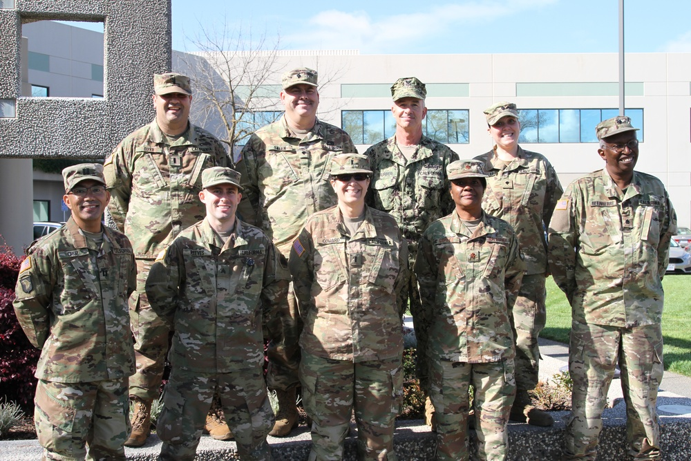 Historic COVID-19 mission for California State Guard