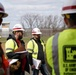 Army Corps conducts alternate care site inspections in Maryland in response to COVID-19