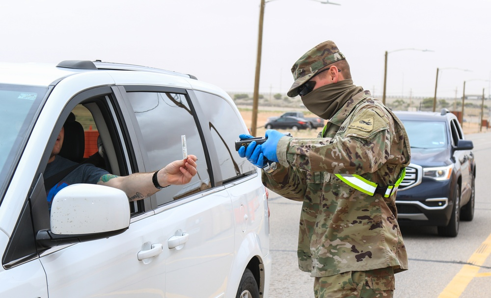 Fort Bliss enforces Health Protection Condition level Charlie