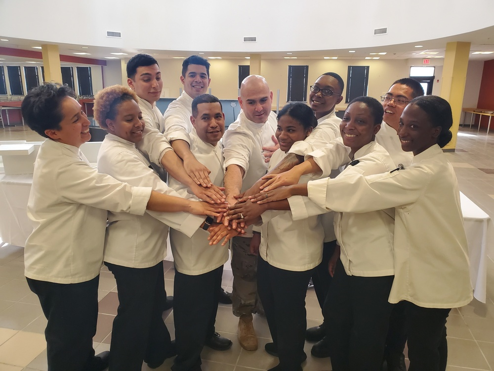 Fort Bliss Brings the Heat with Borderland-Inspired Menu at 45th JCTE