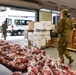 Soldiers help Albany County feed quarantined residents