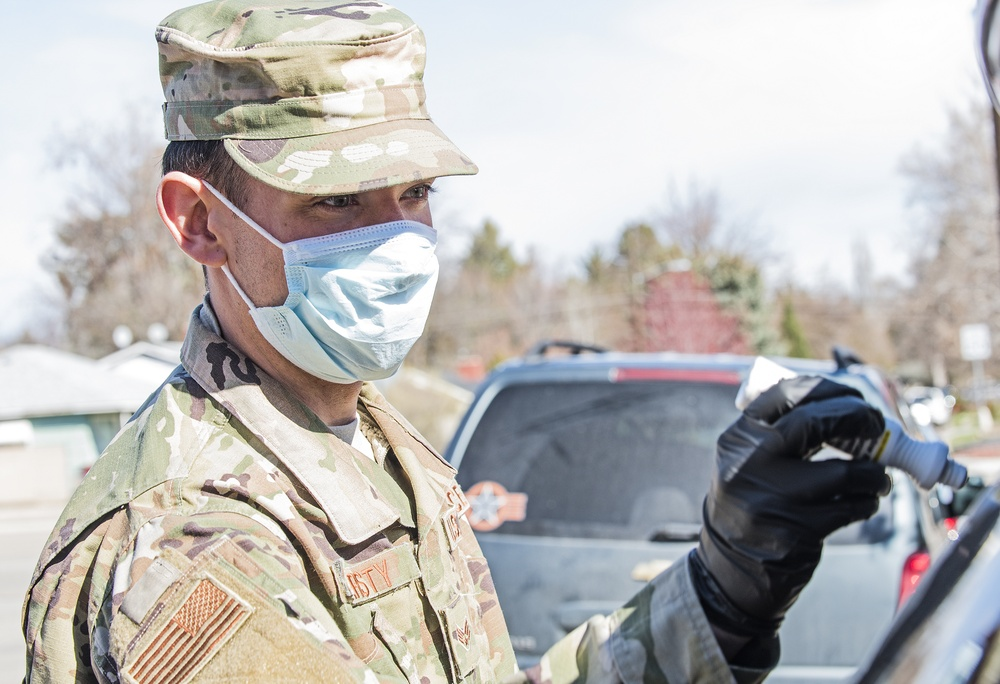 Idaho National Guard helps in a time of need during the COVID-19 pandemic