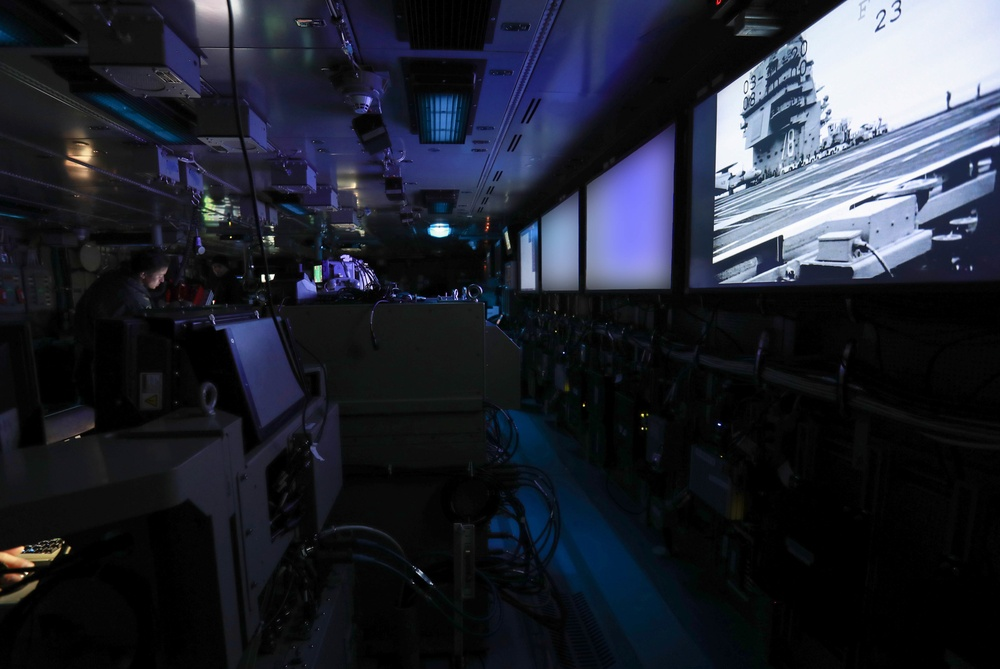 Combat Direction Center