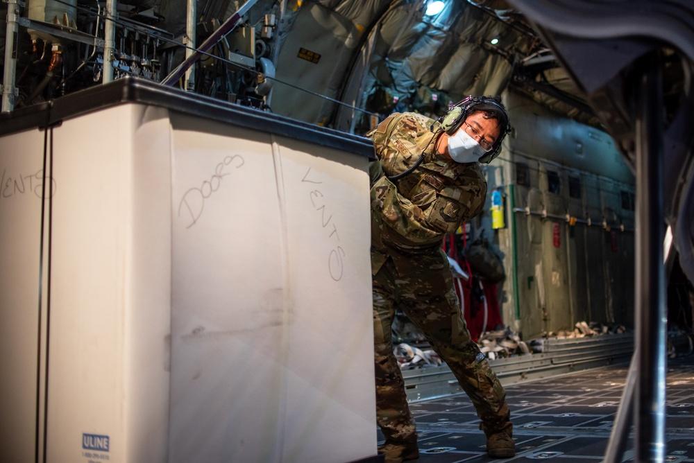 Air National Guard COVID-19 Response