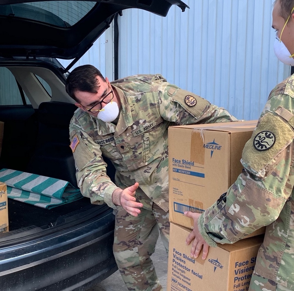 Nevada Guard enters historic response to battle COVID-19