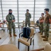 CTF 75 leaders visit sites where Sailors and Marines respond to COVID-19