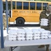 South Carolina National Guard supports local schools with meal distribution