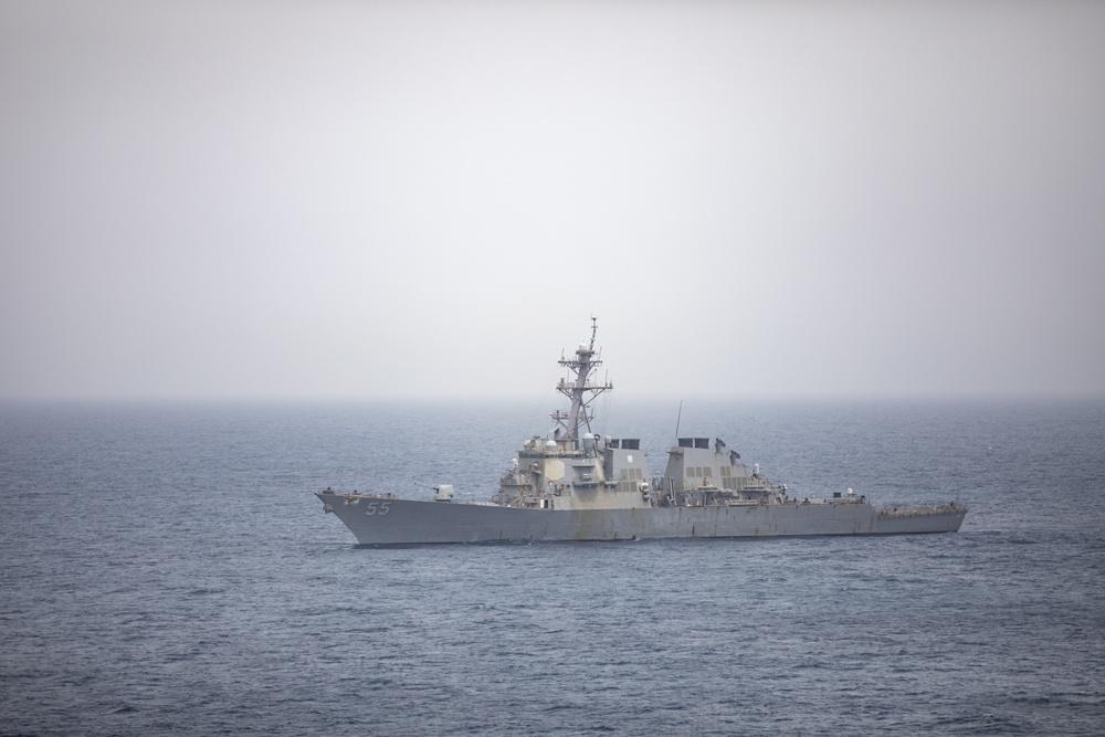 USS Stout (DDG 55)