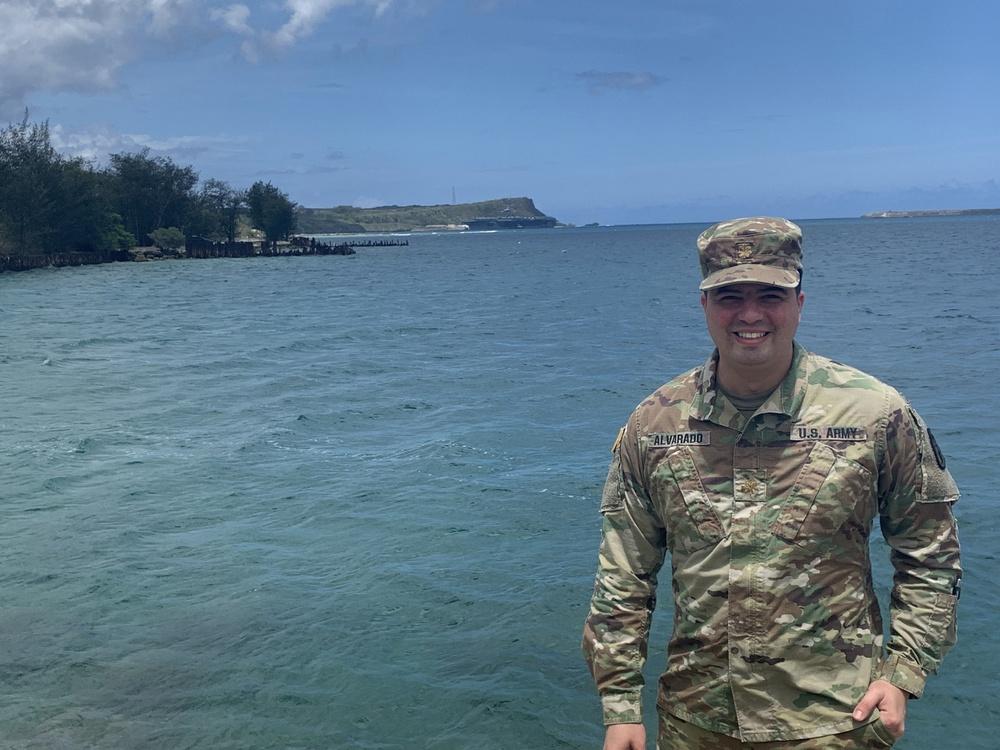 BAMC infectious disease doc aids Guam's COVID response