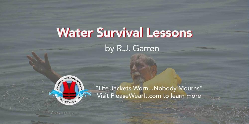 Water Survival Lessons Blog Header