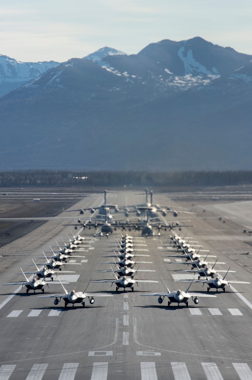 Airpower demo showcases mission readiness, total force integration