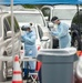 Delaware National Guard supports COVID-19 testing site in Sussex County