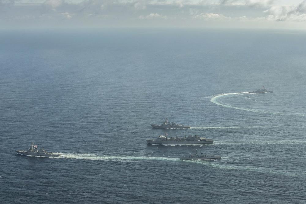 U.S. and U.K. conduct Barents Photo Exercise