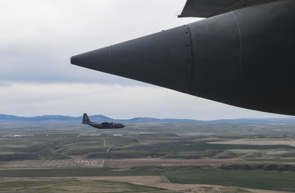 Montana Air National Guard salutes first responders