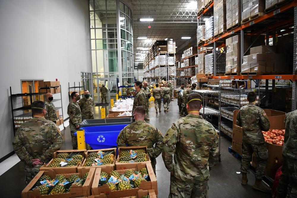 Chief, National Guard Bureau visits Ohio